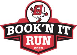 CANCELLED: Book'n It For Literacy 5K/10K Run, 5K Walk, 1 Mile Fun Run, Kids' 100M Dash