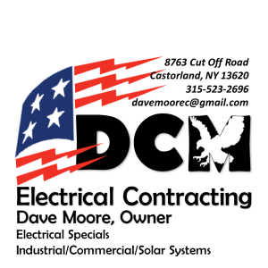 Dave Moore, Electrical Contracting