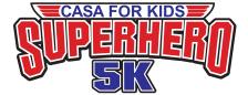 8th Annual CASA For Kids 5K Superhero Run/Walk