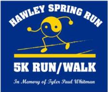 "Hawley Spring Run - A ""Virtual"" Race Against Suicide 5K Run/Walk"