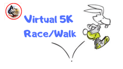 AGS Bunny Hop VIrtual 5K