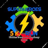 SUPERHEROES 5K AND 1 MILE FAMILY FUN WALK