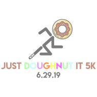 """Just Doughnut It"""