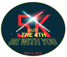 MAY THE 4TH BE WITH YOU 5K