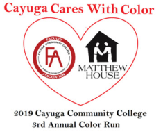Cayuga Cares with Color Run
