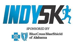 The INDY 5K presented by BlueCross BlueShield of Alabama