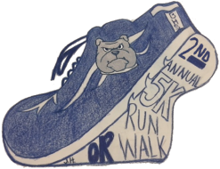 Brandywine High School Bulldog Dash