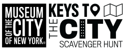 KEYS TO THE CITY: The Ultimate New York City Scavenger Hunt