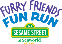 Furry Friends Fun Run at Sesame Street at SeaWorld Orlando - RESCHEDULED!