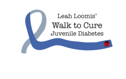 Leah Loomis' Walk to Cure Juvenile Diabetes
