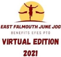 Virtual East Falmouth June Jog