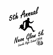 LHS BPA Neon Glow 5K Walk/Run