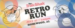 The Trak Shak Retro Run