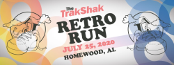 The Trak Shak Retro Run