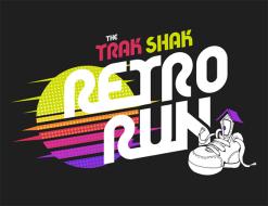 The Trak Shak Retro Run 5K