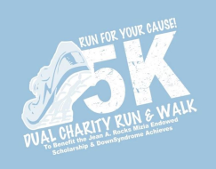 Race for Your Cause!-Dual Charity 5k