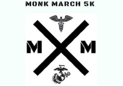 Monk March 5k Fun Run