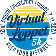 2020 Virtual Lindstrom Loppet 5K Run/Walk