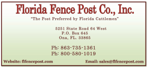 Florida Fence Post Co., Inc.