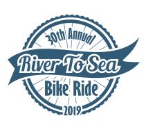 30th Annual River To Sea Bike Ride
