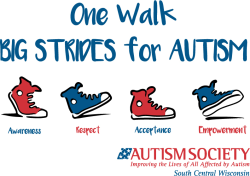 One Walk, Big Strides for Autism 2019