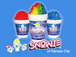 Snowie Shaved Ice of KC
