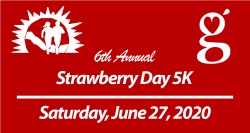 6th Annual Strawberry Day 5K Run/Walk