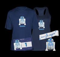 'MAY THE FOURTH BE WITH YOU 5K/10K/13.1' VIRTUAL RUN
