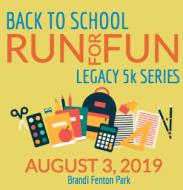 Back to School - RUN FOR FUN