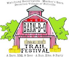 Barn-B-Q Trail Festival: Run, Hike, & Party!