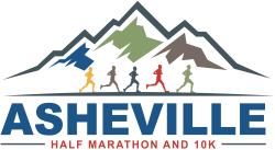 Asheville Half Marathon & 10K Logo