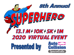 Virtual Superhero Event