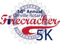 Orrville Rotary FireCracker 5K Run/Walk