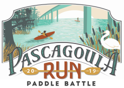 Pascagoula Run Paddle Battle