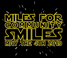 MILES FOR COMMUNITY SMILES 5K & 1 MILE FUN RUN