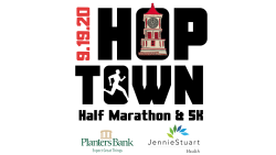 Hoptown Half Marathon and 5K