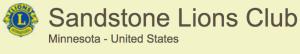 Sandstone Lions Club