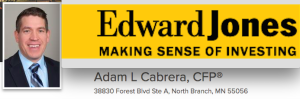 Edward Jones - Adam Cabrera