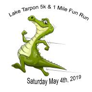 Lake Tarpon 5k & 1 Mile Fun Run