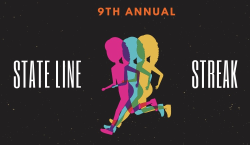 9th Annual State Line Streak