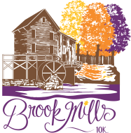 Brook Mills 10K Logo
