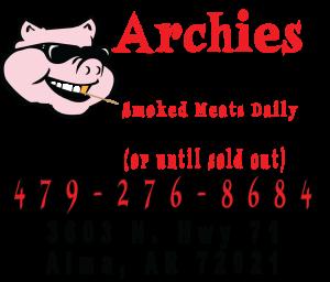 Archie's Diner