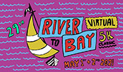 Virtual -River to Bay 5K