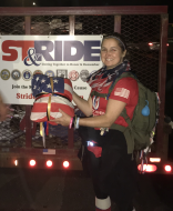Stride & Ride Relay Pennsylvania Stage 50 Motorcycle