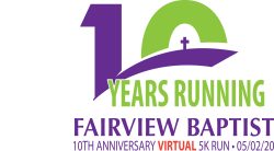 Fairview Baptist 5K Run For Missions