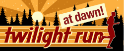 Twilight Run At Dawn!