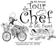 Tour de Chef and 5k Feast