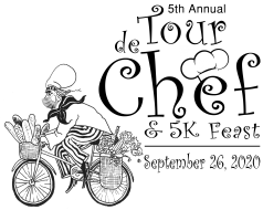 Tour de Chef and 5k Feast