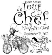 Tour de Chef Ride & Run Feast