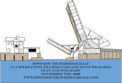 Historic Drawbridge Half